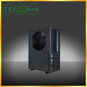 China Compressor Air Source EVI Heat Pump Environmental Friendly on sale