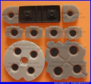 Quality WiiU GamePad Conductive Rubber Button WiiU repair parts for sale