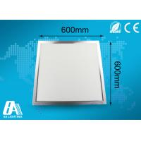 China SMD2835 Flat Panel Led Lights 48w 4800lm With Hole Size 575 x 575mm on sale