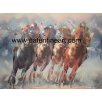 Sports Oil Painting Manufactures