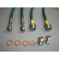 dot approved stainless steel braided brake line kit Manufactures