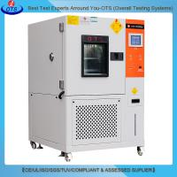 Compact ultra-low temperature chamber reach to -85C Environmental Stress Screening Test Chambers Manufactures