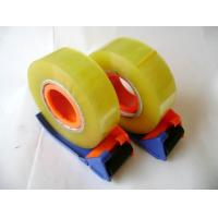 hot sale high quality bopp yellow carton sealing tape with SGS and ROHS certificates Manufactures
