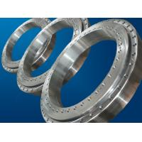 Slewing Ring Bearings of Single Row Four Point External Gear For Excavating Machinery Manufactures