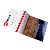 Exquisite Hardcover Book Printing / Custom Wall Calendar Printing Manufactures