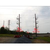 138KV swith poles Manufactures