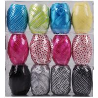 Easter Egg Printed Ribbon , Curling Ribbon Eggs 5mm x 10m printing cops for gift packing Manufactures