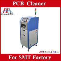 China SMT cleaning machine PCB surface cleaning equipment with touch screen on sale