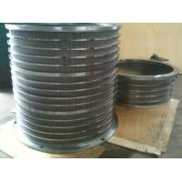 SS screen basket for stock preparation Manufactures