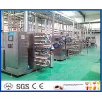 Quality Fruit Juice Beverage Production Equipment With Beverage Filling Machine for sale