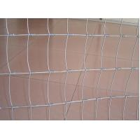 Woven Field Fence With Hot Dipped Galvanized Hinge Joint Knot / Fixed Knot Manufactures