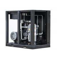 Frequency conversion rotary belt driven screw compressor water cooling stationary Manufactures