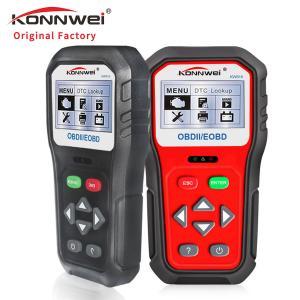 Durable Konnwei Scan Tool KW818 Bosch Autel Ancel Obd II Car Diagnostic Automotive Analyzers Manufactures