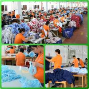 Customized 100% Polyester Ladies Tennis Wear / Blue Tennis Team Uniforms Manufactures