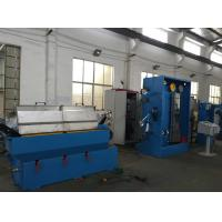 China 2000mpm Copper Wire Drawing Machine , 17DST Medium Wire Drawing Machine With Annealer on sale