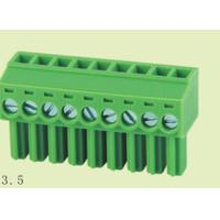 Pin Header PCB Terminal Block 3.5mm 3.85mm Connectors HQ15TBK - 3.5 3.81 Manufactures