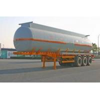 42500L SUS Tank Transportation for Chemical Fluid Delivery (HZZ9405GHY) Manufactures