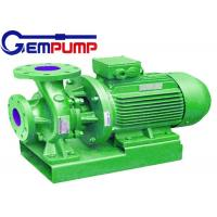 Stainless steel Self Priming Centrifugal Pump ZWL Straight association-like non-clog Manufactures
