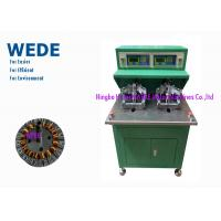 CNC Fully Automatic Ceiling Fan Winding Machine Seperate Controller WD - 2A - JCM Model Manufactures