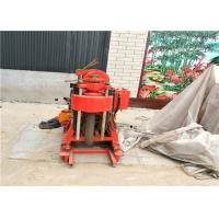 China Electric Portable Borehole Core Drilling Machine For Water Well Drilling on sale