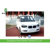 Long Range Four Passengers Small Electric Cars For Adults CE Approval Manufactures