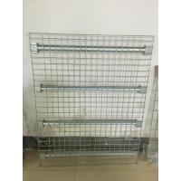 China Warehouse Storage Wire Mesh Decking Wide Use Pallet Racking Decking Boards on sale