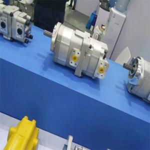 WA250-5 WA270-5 Loader Gear Pump 705-56-36040 Hydraulic Pump For Sales Manufactures