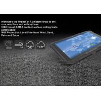 China 4G Heavy Duty Android Tablets , Android 7.0 Windows Tough Tablet IP67 Waterproof on sale