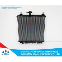 ALZA'2010-AT SUZUKI performance aluminum radiator with Plastic Tank Manufactures