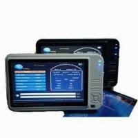 Digital Satellite Meter SH 500 with 7-inch LCD Screen Manufactures
