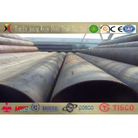ASTM A53 Gr B Round Welded Carbon Steel Pipe / Tube Q345 Cold Rolled Manufactures