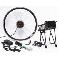 Complete 26 Inch Electric Bike Conversion Kit 48v 11.6AH 1000w With Battery Manufactures