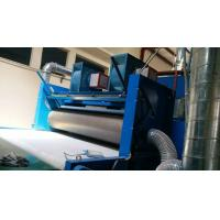 China Airlaid Nonwoven Carding Machine Centralised Working Parameter Control System wholesale