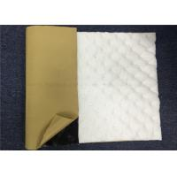 Two Layer Sound Absorbing Cotton Fire - Proof Self Adhesive Cars Noise Reduce Manufactures