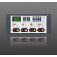 Cabinet - Installing Gas Extinguishing Fire Alarm Control Panel 4 Zone , Gas Extinguishing Controller Manufactures