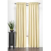 Emboridery Window Shower Curtain Jacquard With Valance / Printed Design Manufactures