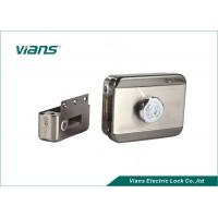 High Security 12v 150ma Electric Motor Lock For Home Doors Without Noise Manufactures