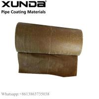 China UV Resistance Petroleum Petrowrap Anti Corrosion Tape For Pipe Fitting Flange for sale