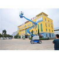 Buy cheap Easily Adjust Hydraulic Scissor Lift Indoor Decoration Applied Uninterrupted from wholesalers