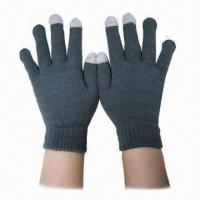 Touchscreen Gloves in Men's Size Manufactures