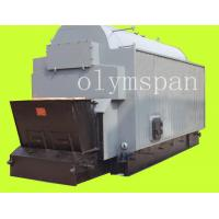 Electric High Pressure Coal Fired Steam Boiler Efficiency / Steam Heating Boiler Manufactures