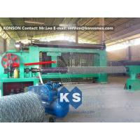 Automatic Heavy Duty Hexagonal Mesh Machine for Making Stone Gabion Netting Manufactures
