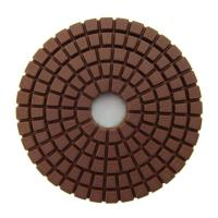 Wet Grinding Diamond Polishing Pads For Stone / Glass 3 Inch 4 Inch 5 Inch Manufactures
