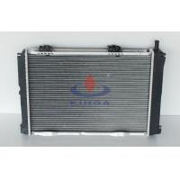 Quality Aluminium Mechanical Type automobile radiators For Benz W124 / 200D / 250TD 1984 for sale