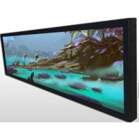 Bar Type AD Display Screen 36.6 Inch With Android / Windows Operating System Manufactures