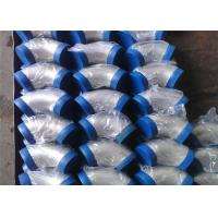Seamless 304 Stainless Steel Compression Fittings Elbow For Pipeline Project Manufactures