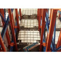 2000 Kg Max Load High Density Drive In Racking Industrial Pallet Racks Heavy Duty Manufactures