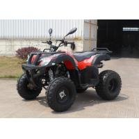 Farm Road Legal EEC Quad Bike 200CC Red , Independent Suspension Manufactures