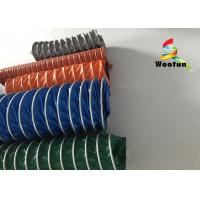 200mm Ventilation Fire Resistant Flexible Ducting High Temp Light Weight Manufactures