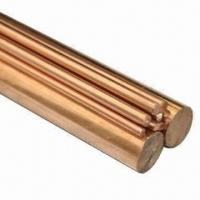 Copper Rod, Supplies Various Models and Kinds of Copper Rod, Such as Ta, Tantalum Bars, Nb, Niobium Manufactures